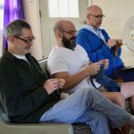Men's Knitting Retreat Gathering