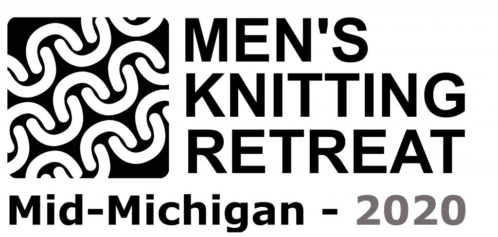 2020 Mid Michigan Mens Knitting Retreat Logo